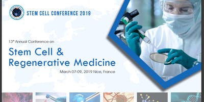 13th Annual Conference on  Stem Cell & Regenerative Medicine (CSE)