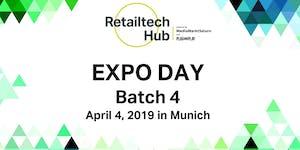 EXPO DAY Batch 4 - Retailtech Hub