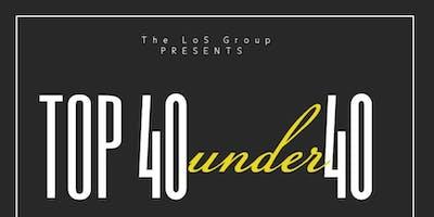 Top 40 under 40 Networking Happy Hour!!