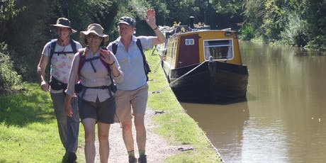 St Richard's Hospice Waterways Walk tickets