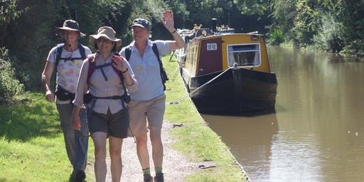 St Richard's Hospice Waterways Walk