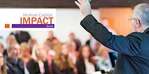 Human Capital Impact Forum: Reducing Healthcare Costs,...