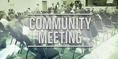 Northwest Community Meeting