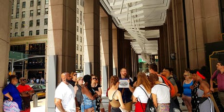 NYC Slavery and Underground Railroad Walking Tour tickets