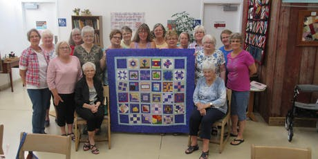 Crazy Ladies Quilting Circle tickets