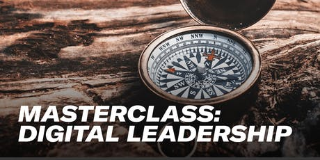 Afterwork Masterclass: Digital Leadership Tickets
