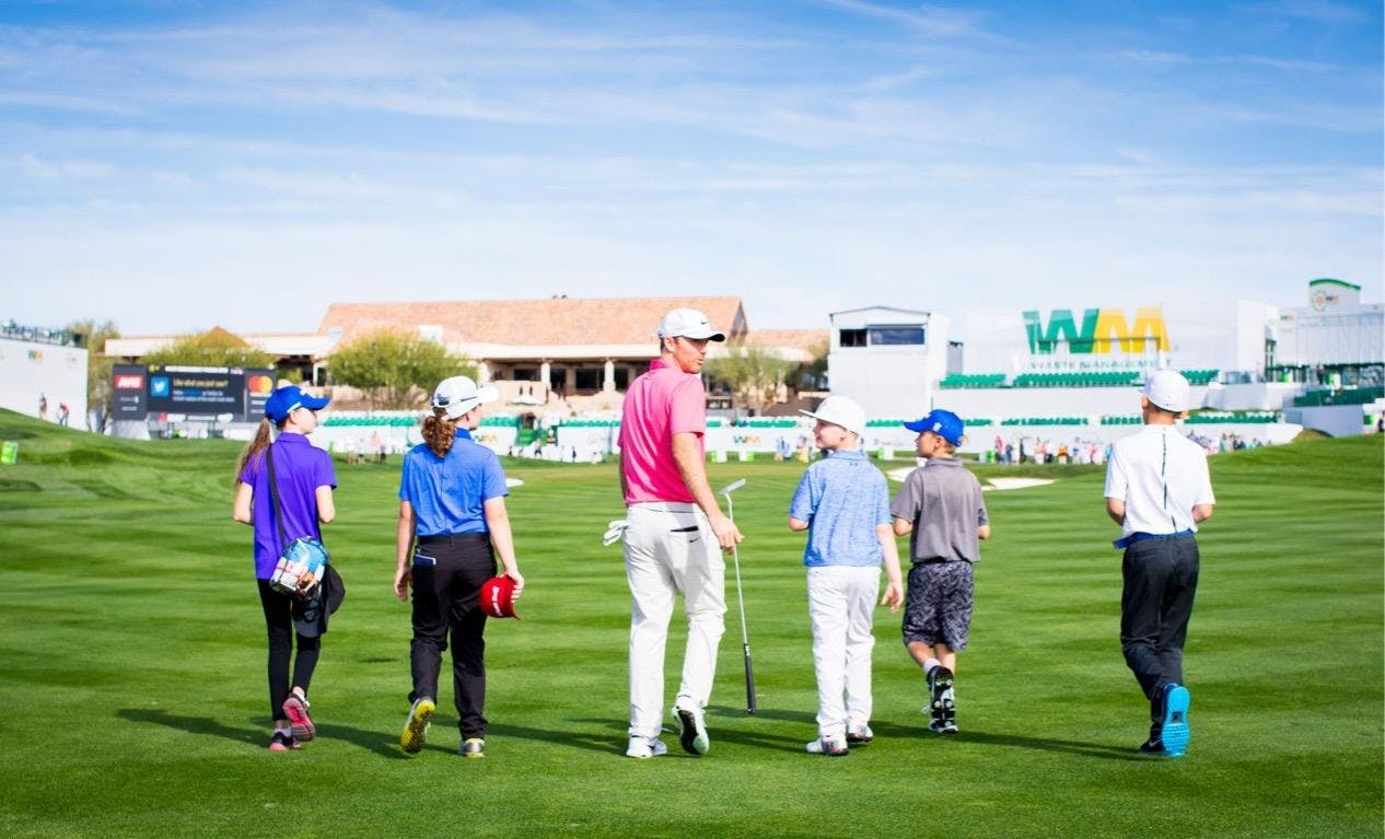 GameDay at the 2019 Waste Management Phoenix Open Sponsored by The Prestwick Golf Group