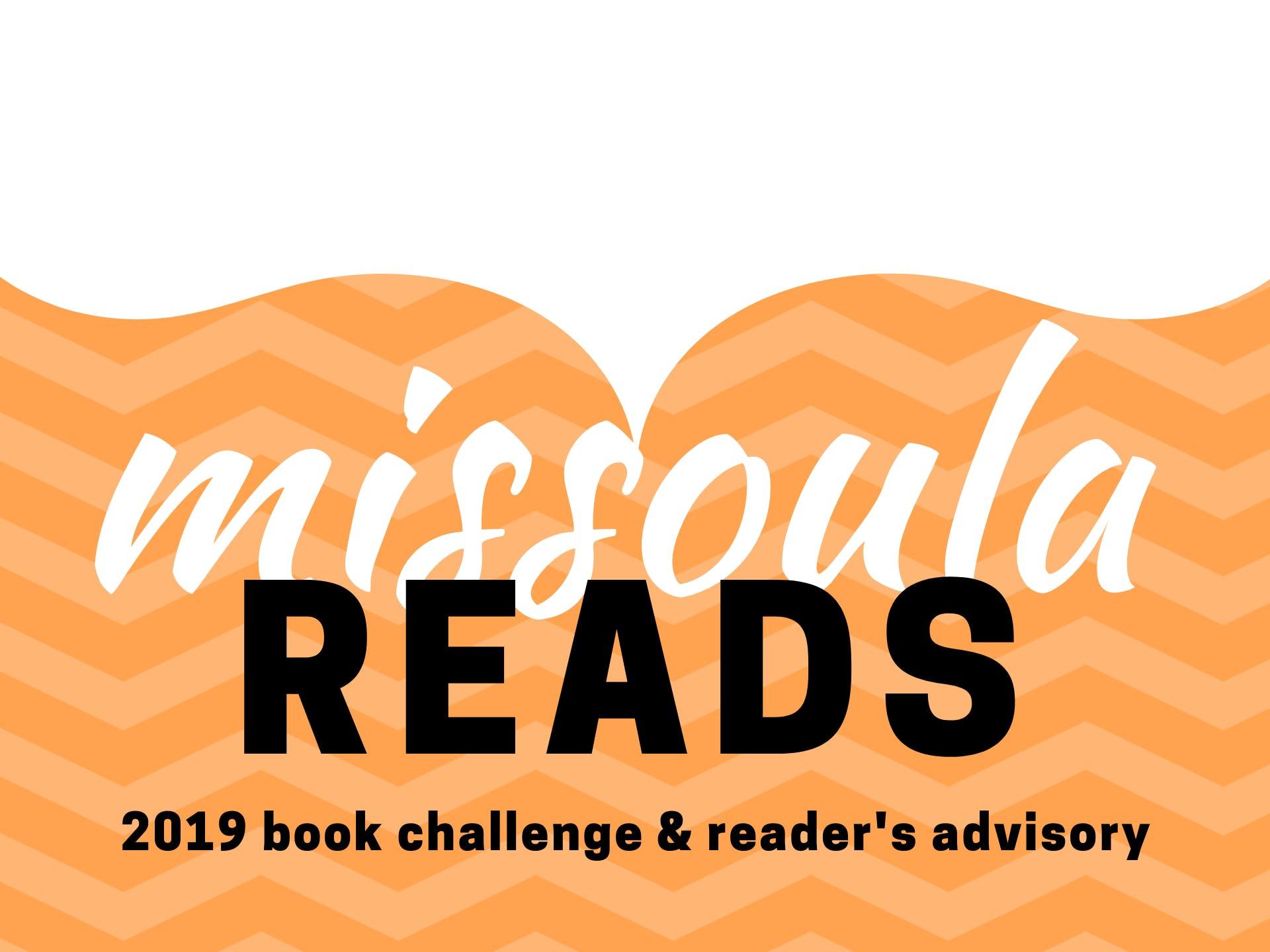 2019 Missoula Reads year-long reading challenge
