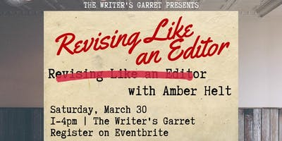 Revising Like an Editor