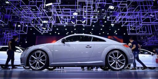 推动美中关系的未来:中国的全球汽车推动