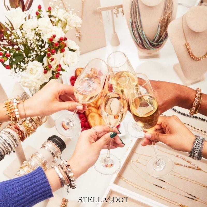 Stella & Dot Spring Kick Off   Scottsdale