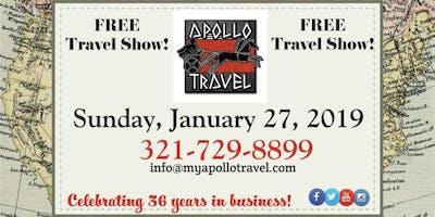 Apollo Travel's 21st Annual Travel Expo - FREE!!
