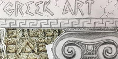 Youth Class: Greek Classical Architecture with Debi West