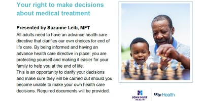 Advance Health Care Directives