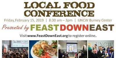 9th Annual Local Food Conference presented by Feast Down East