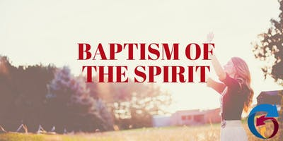Baptism of the Spirit