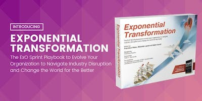 Exponential Transformation: Hannover Book Launch!