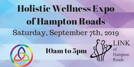 Holistic Wellness Expo of Hampton Roads 2019 tickets