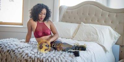 A Blushing Beauty Boudoir Empowerment Event
