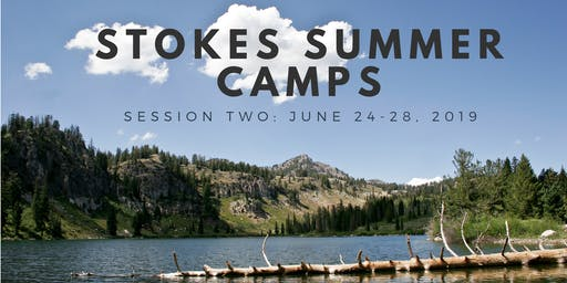 Stokes Summer Camp: Session Two (June 24-28, 2019)