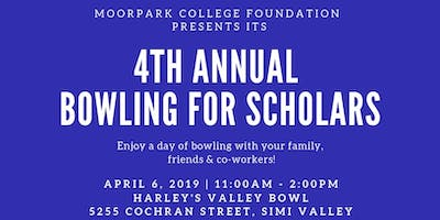 4th Annual Bowling for Scholars