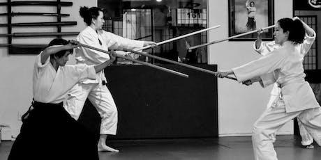 Free Intro class - Aikido 101 at Bond Street Dojo tickets