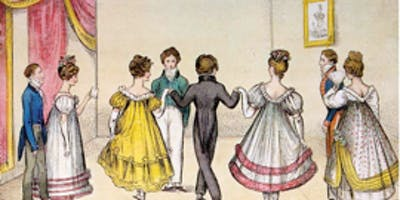 Life of the Party in Regency England