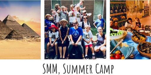 Joseph in Egypt, Summer Camp @SMM