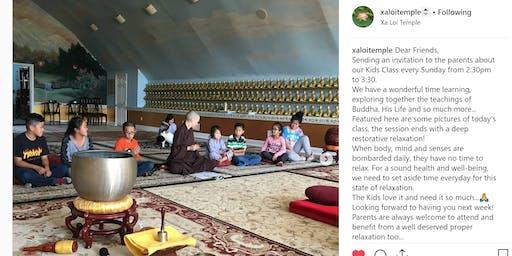 Children's Buddhist Class