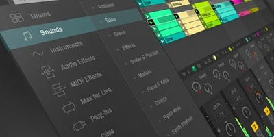 Free Ableton Live short course