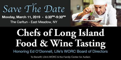 2019 Chefs of Long Island Food & Wine Tasting