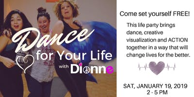 DANCE for Your Life with Dionne Thomas