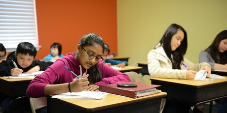 Practice PSAT, SAT, ACT Test & Detailed Assessment | Every Saturday @ 9AM - $25 ONLY tickets