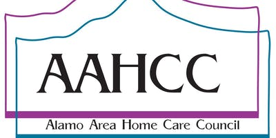 Alamo Area Home Care Council General Monthly Meeting 2019