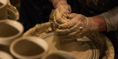 VETART Ceramics with Brian Benfer: Evenings 7-10 pm