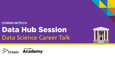 Data Hub Sessions: Data Science Career Talk