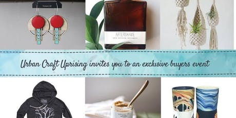 Urban Craft Uprising 2019 Summer Wholesale Show tickets
