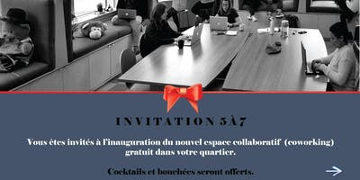 5 à 7 - Inauguration d\