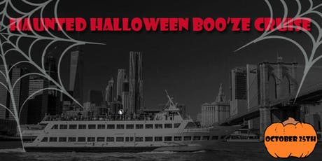 Haunted Halloween Boo'ze Cruise tickets