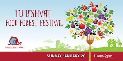 Tu B'Shvat Food Forest Festival 2019