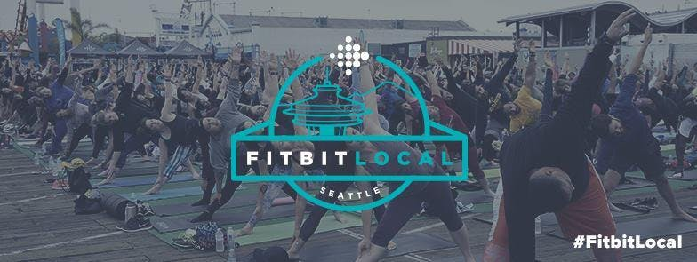 Fitbit Local Treat Yourself Workout