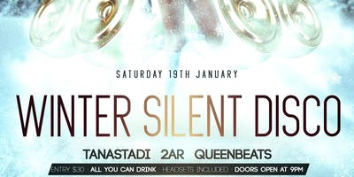 All You Can Drink Winter Silent Disco