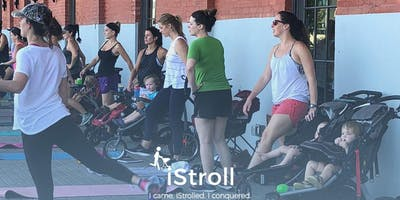 iStroll (ultimate stroller workout for moms and dads)- January 17th