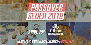 Annual Passover Seder 2019