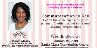 Seminar for Brides & Grooms: Communication is Key in Wedding Planning