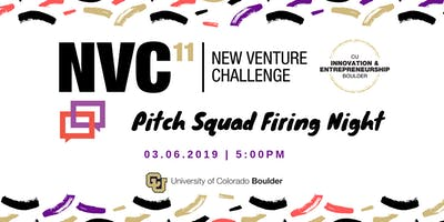 Firing Squad Pitch Night: Hosted by New Venture Challenge & Deming Center