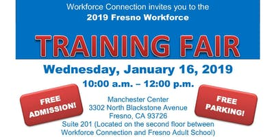 2019 Workforce Training Fair