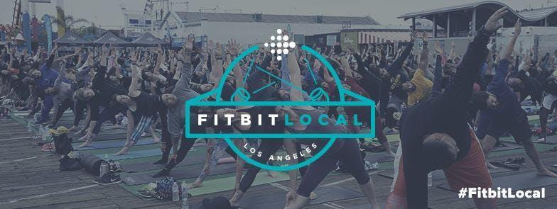 Fitbit Local Echo Park Sweat