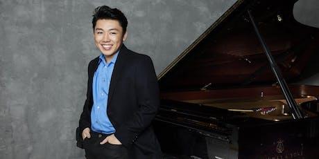 George Li, piano tickets