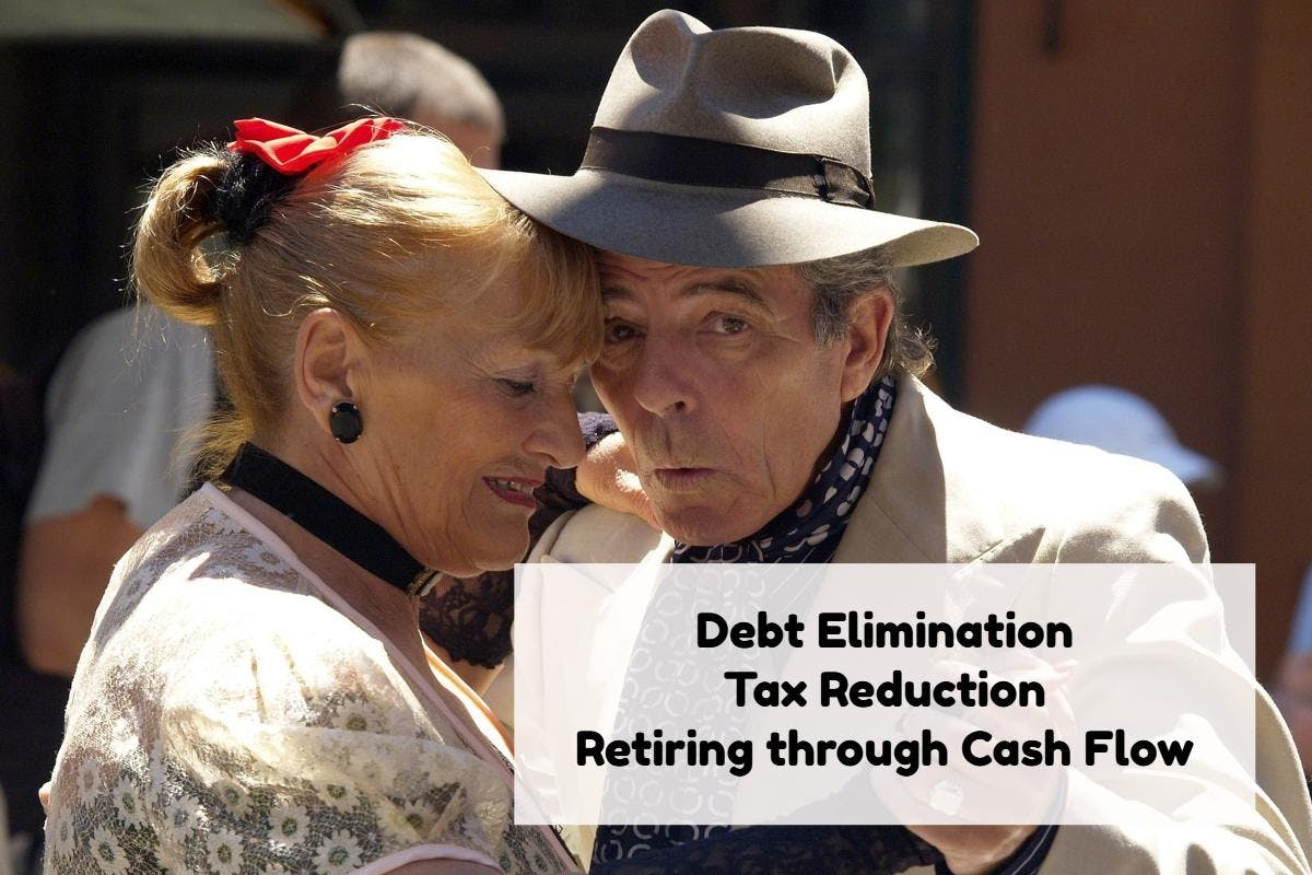 Debt Elimination, Tax Reduction and Retiring through Cash Flow - Chapel Hill, NC